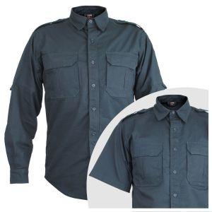 Niton Tactical Ripstop Shirt - Midnight Green