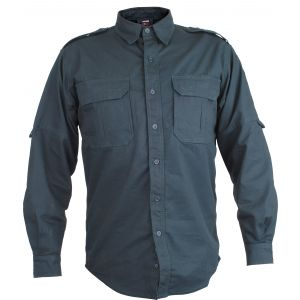Long Sleeve Shirt - Midnight Green