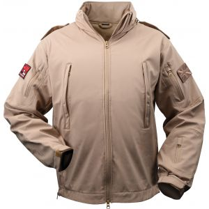 Niton Tactical Soft Shell Jacket - Sand