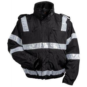 Niton Tactical Mission 5 Jacket - Black Reflective
