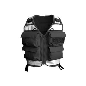 Niton Tactical 4 Pocket Vest - Black