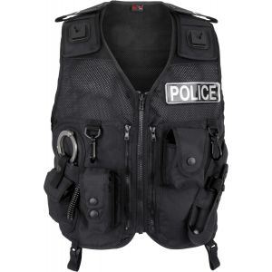 Niton Tactical Patrol Vest - Black