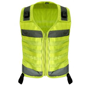 High Visibility MOLLE Vest