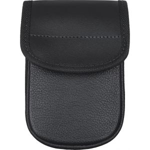 Leather Drop In PDA Pouch with Dock