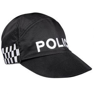 Police Black Baseball Cap