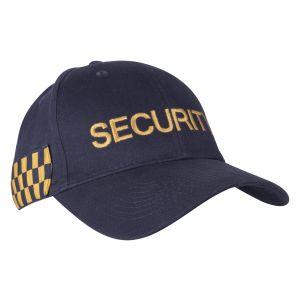 Cotton Security Baseball Cap