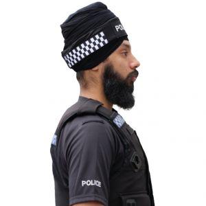 Niton Tactical Turban Police ID Band