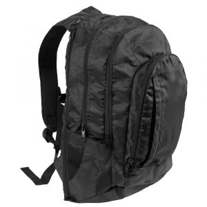 Niton Tactical City Bag - Black, black rucksack, day backpack, tactical rucksack, black multi-purpose backpack
