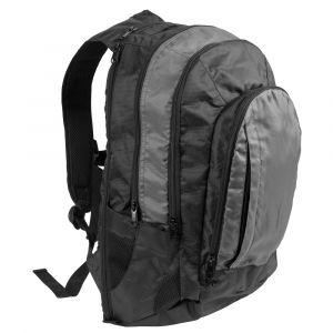 Niton Tactical City Bag - Grey, grey and black rucksack, day backpack, tactical rucksack, grey multi-purpose backpack