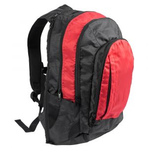 Niton Tactical City Bag - Red, red and black rucksack, day backpack, tactical rucksack, red multi-purpose backpack