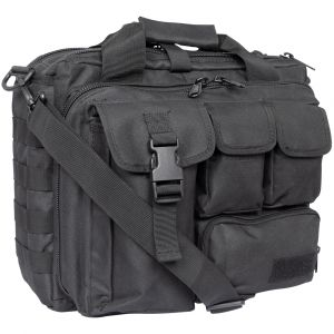 Compact Messenger Laptop Bag With MOLLE