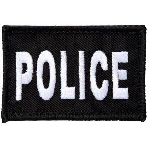 Police Cap and Clothing Hook & Loop Badge