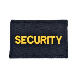Security Cap and Clothing Hook & Loop Badge