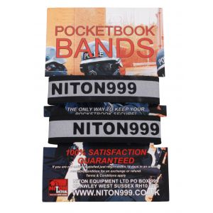 Pocket Notebook Bands
