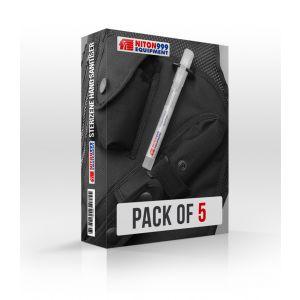 Sterizene Hand Sanitiser Pen - 5 Pack - 5