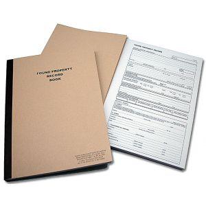 Found Property Book