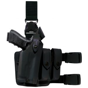 6005 QLS Tactical Holster with Leg Harness