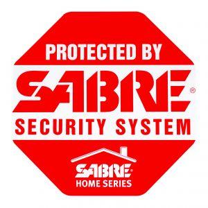 Security Yard Sign