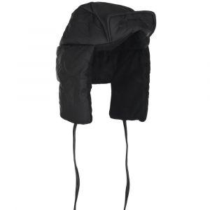 Snugpak Snugnut Hat, black trapper hat