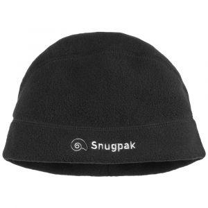 Snugpak Contact Fleece Beanie Hat, black fleece hat, black fleece beanie, fleece winter hat