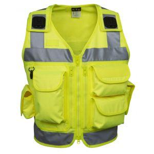 Hi Vis Advanced Utility Vest