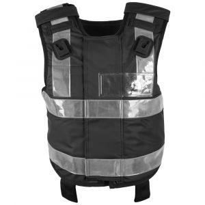Sioen Black Waistcoat Style Armour Cover