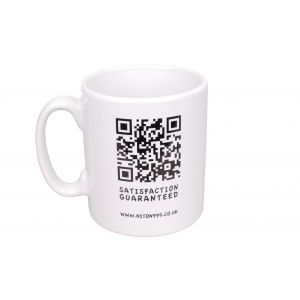 'Satisfaction Guaranteed' Mug