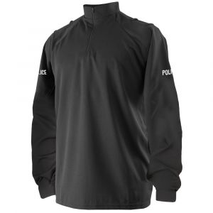 Niton Tactical Police Long Sleeve Comfort Shirt - Black