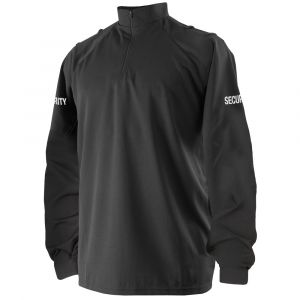 Niton Tactical Security Long Sleeve Comfort Shirt - Black