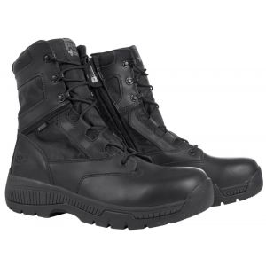 "Timberland Pro Valor Duty 8"" Side-Zip Soft Toe Boots"