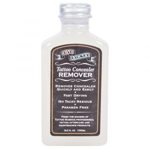 Tattoo Concealer Remover 100ml