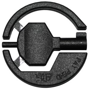Universal Concealable Handcuff Key