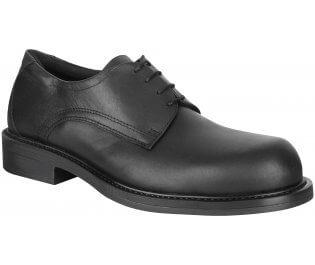 Magnum Active Duty Lite Shoes, black leather shoes, lite shoes, comfortable duty shoes