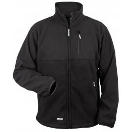 Black Heavyweight Fleece
