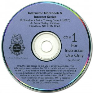 Instructors Baton Techniques Notebook CD ROM