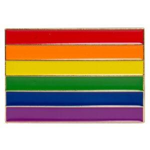 Pride Metal Pin Badge
