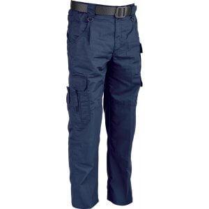 Lightweight Ripstop EMS Trousers - Navy Blue