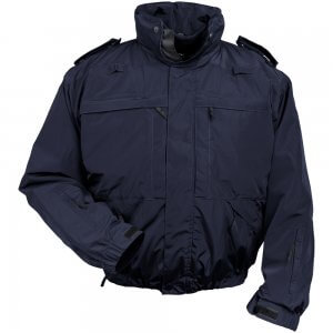 Mission 5 Jacket  - Navy