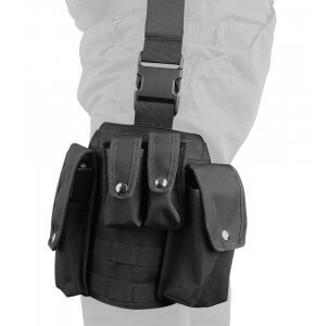 MOLLE Thigh Rig