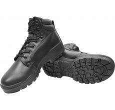 """Magnum Patrol 6"""" Boots, black leather tactical boots, tactical footwear, patrol boots, patrol footwear"""