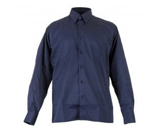 Long Sleeve Uniform Shirt - Navy