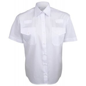 Ladies Classic Uniform Shirt - Short Sleeve