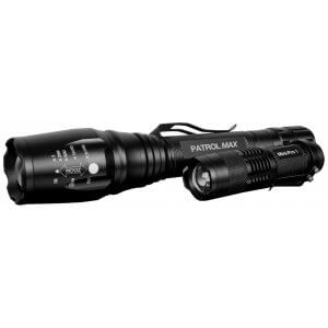 Patrol Max Rechargeable Torch