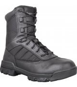 "Bates Tactical Sport 8"" Boots, black leather tactical boots, tactical footwear"