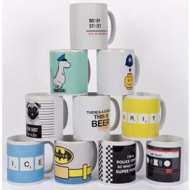 Niton999 Fun Mugs